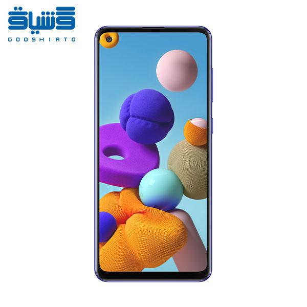 خرید و قیمت گوشی موبایل سامسونگ مدل Galaxy A21S SM-A217F/DS دو سیمکارت ظرفیت 64 گیگابایت