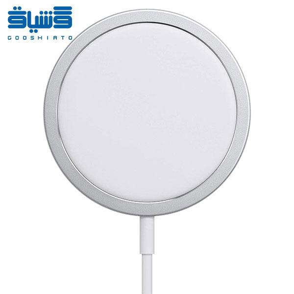 خرید و قیمت شارژر بیسیم اپل Apple wireless charger model magsafe
