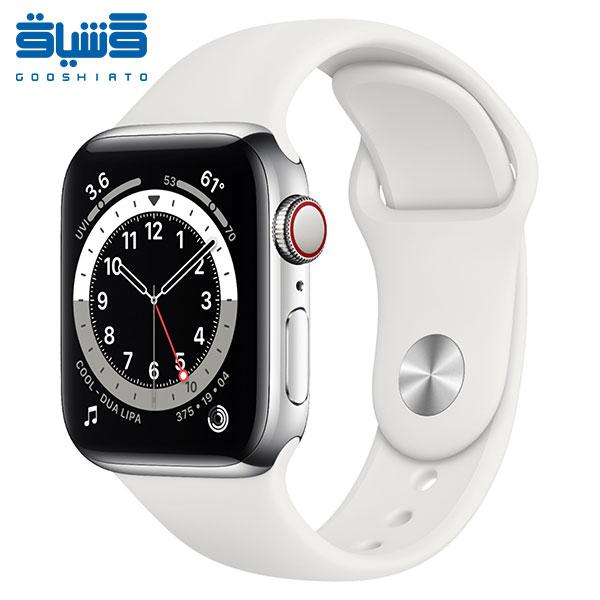 Apple Watch 6 Model Aluminum Case 40mm