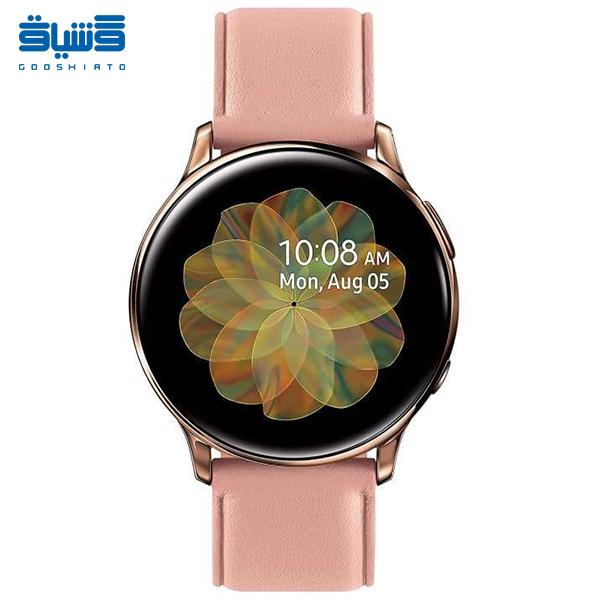 خرید و قیمت ساعت هوشمند سامسونگ مدل Active 2 40mm Lilac Band