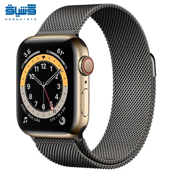 Apple Watch 6 Model Milanese Case 44mm